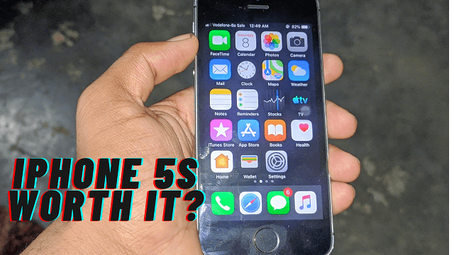 Is iPhone 5s still Worth in 2021[Honest Opinion]