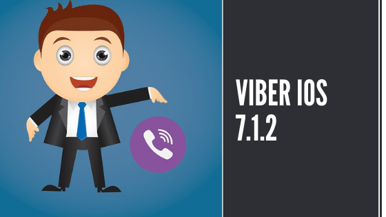 Viber iOS 7.1.2 Free Download 2019
