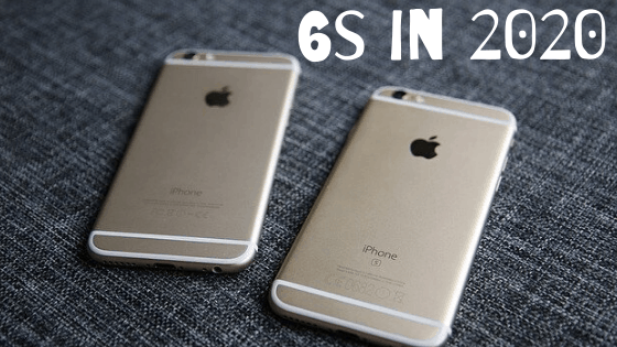 iPhone 6s still Worth in 2020 Here's Why