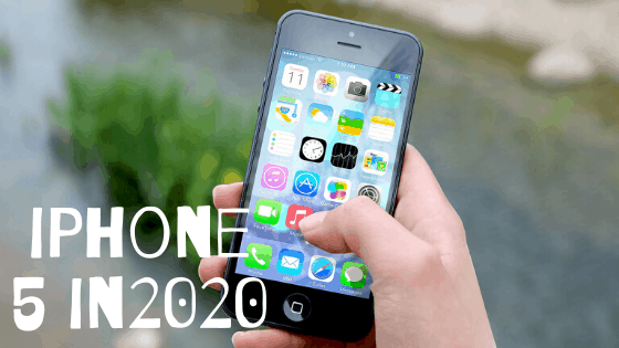Is iPhone 5 Worth in 2021 Let's Find Out