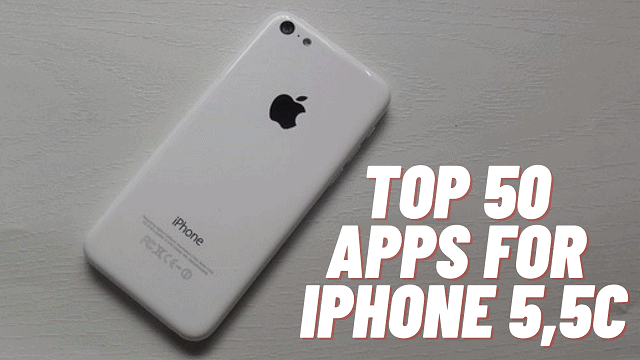 Top 50 Apps for iPhone 5,5c iOS 10.3.3-10.3.4