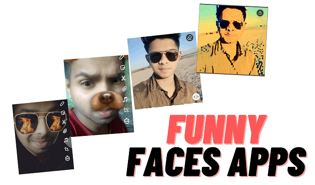 Funny Faces Apps for iPhone/iPad[Top 10]