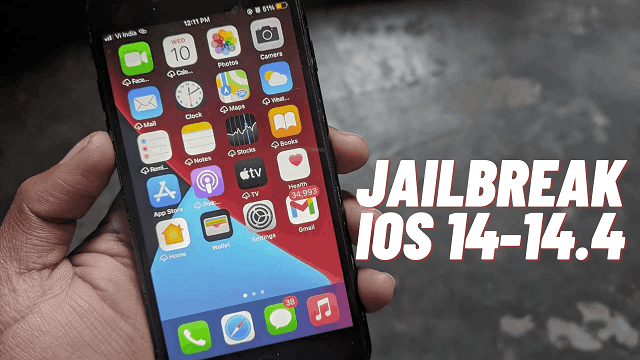 Jailbreak iOS 14-14.4 for iPhone SE,6S,6S Plus,7, 7 Plus and X(A7-A11)
