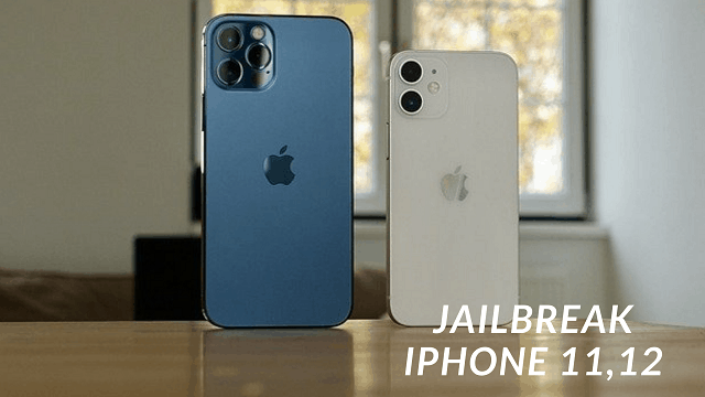 How to Jailbreak iPhone 11,12 with uncover 6.1.1