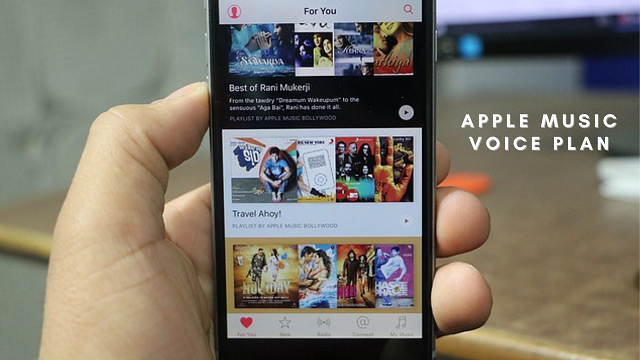 Apple Music Voice Plan Everything Explained
